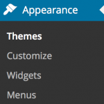 How to edit your WordPress appearance?